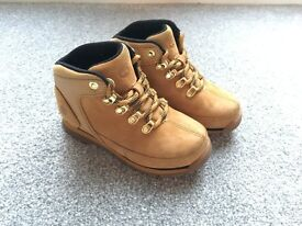 Boys Toddler Timberland Boots Size 10