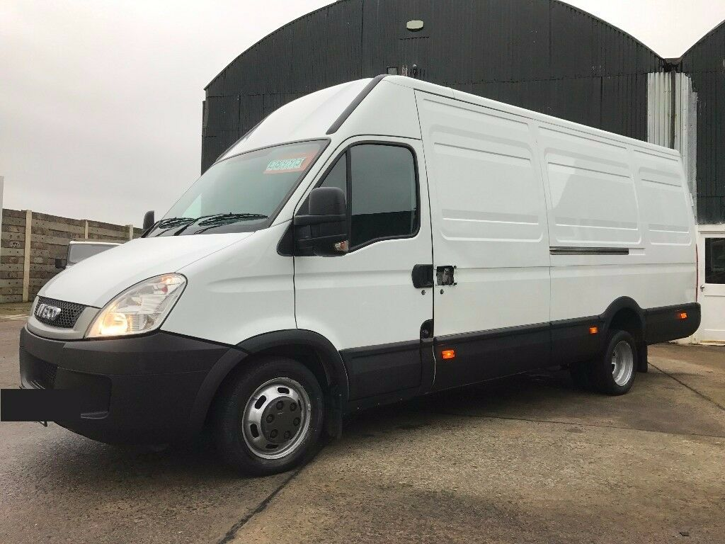 2011 white iveco daily 35c15 lwb in crumlin county antrim gumtree. Black Bedroom Furniture Sets. Home Design Ideas