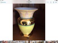 """Amon"" Vase, limited edition,Rimmington*Vian 1994"