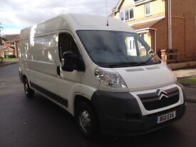 Citroen relay van 2011 lwb 2.2 6 speed lwb 1 owner service history bargain £2650 no vat