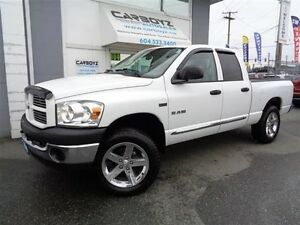 2008 Dodge Ram 1500 Big Horn Quad Cab 4x4, 5.7L Hemi