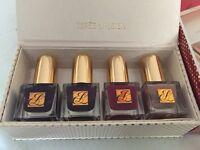 Estée Lauder nail polish gift set