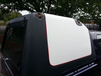 TOYOTA HILUX MK5 TRUCKMAN TOP CANOPY WITH ROOF VENT