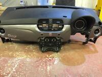 Fiat 500/595 abarth dash
