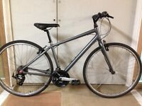"Ridgeback Metro Hybrid City Bike 17"""