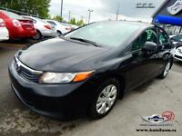 2012 Honda Civic Sdn LX *A/C* Full