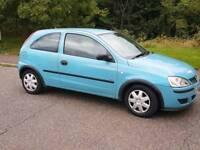 2006 Vauxhall Corsa life 1.0 - mot next September