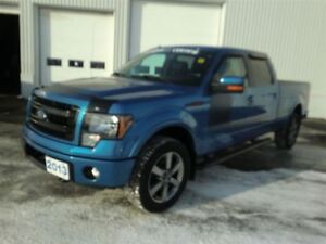 2013 Ford F-150 FX4--LOW-KMS-MOON-LTHR