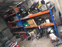 Racking and tool boxs