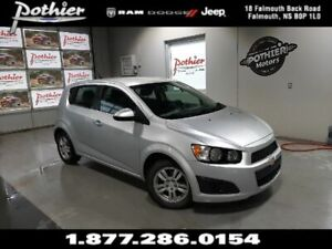 2014 Chevrolet Sonic LT Auto | HEATED SEATS | BLUETOOTH | AUTO |
