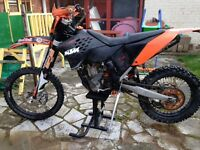 KTM 250 four strke for sale