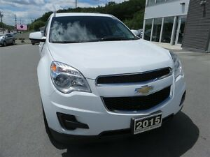 2015 Chevrolet Equinox 1LT *AWD *V6 *Heated Seats *Bluetooth