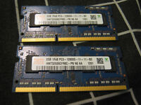 Different RAM available for Mac or pc, check the description