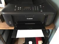 Cannon mx 455 printer