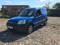 2007 citroen Berlingo 1.6 hid stunning van not to be missed