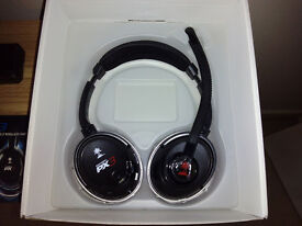 Turtle Beach Earforce. PS3-XBOX360-PC WIRELESS HEADSET WITH MIC