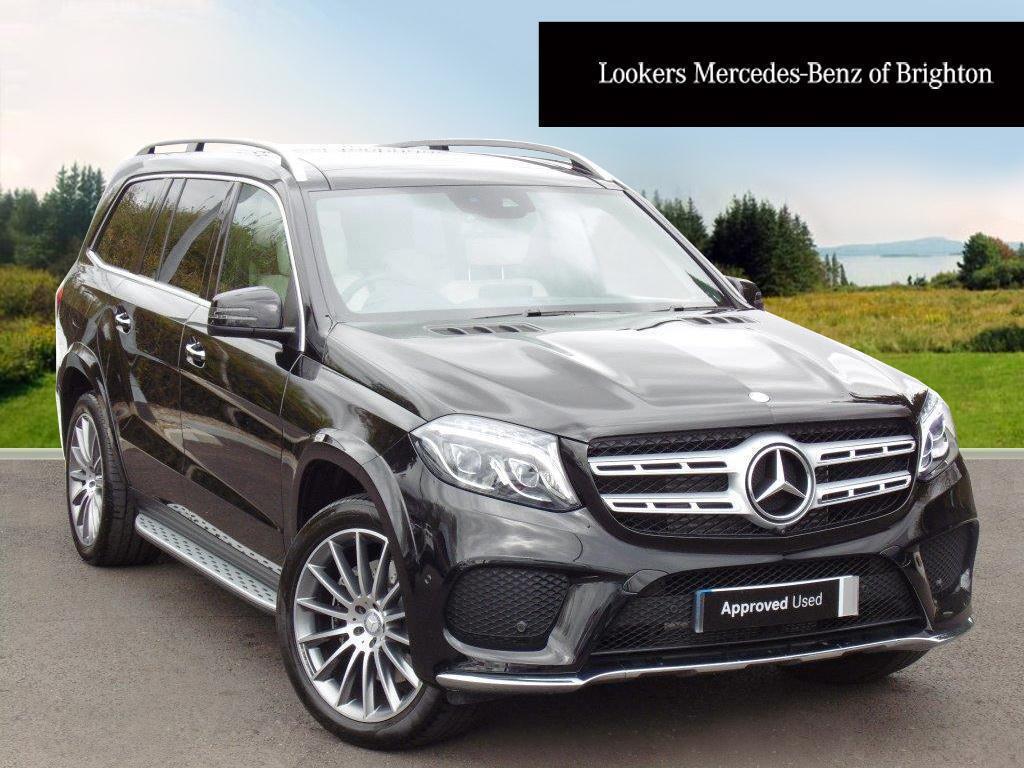 Mercedes Benz Gls Gls 350 D 4matic Designo Line Black 2017 03 24