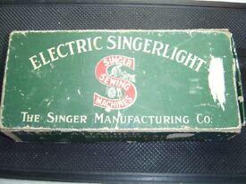 Vintage Singer SINGERLIGHT