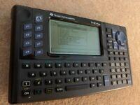 Texas Instruments TI-92 Plus Scientific Graphing Calculator