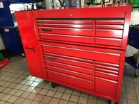 Snap On KRA 53 roll cab/top box/locker *mint*