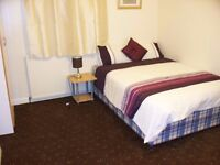 Just 5 minutes walk to East ham tube station, call 07737444028 for viewing. Nice Double room.