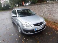 2007 Kia Rio 1.5 CRDI (LADY OWNER FROM NEW)