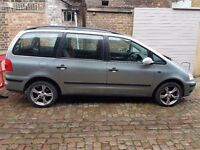 VW Sharan 2005 1.9L 70k Mileage 2 prev owner