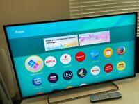 Panasonic 40inch 4k smart tv