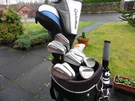 f8bff880aa6 Slazenger Gary Player Golf Clubs Irons blades Set 3-9 pw