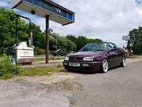 Mk3 Golf cabriolet 12 month mot loads of service history