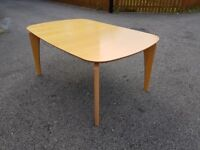 Extra Large Modern Extending Table FREE DELIVERY 207