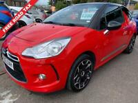 CITROEN DS3 1.6 E-HDI DSTYLE PLUS 3d 90 BHP (red) 2012