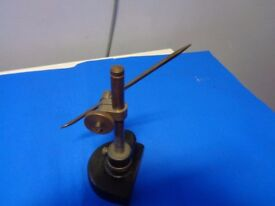 Vintage Surface Gauge 176 mm tall with fine adjustment