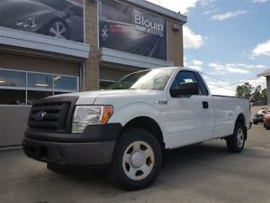 2011 Ford F-150 XL, 2x4, ---8002km---!!!, V6, 4.2L