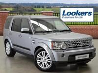 Land Rover Discovery 4 SDV6 XS (grey) 2012-03-01