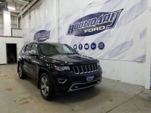 2014 Jeep Grand Cherokee Overland W/ Air Suspension, V6, 4WD