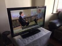 "e-motion 40"" LCD hd tv"