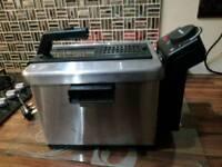 For sale stainless steel deep pan fryer