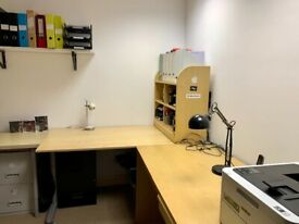 Small furnished office with WIFI In Stourbridge