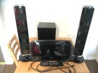 Samsung HT-X720GT 2.1 DVD Home Cinema System (open to offers)