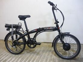 Coyote folding electric bike used a few times . perfect working order ,