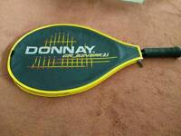 Donnay Tennis racket (child's)