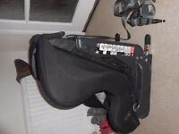 Halfords child car seat