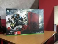 AMAZING Gears of War 4 Xbox One s 2T Console + Forza horizon 3 BUNDLE