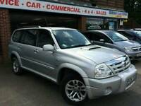 2005 XL-7 Suzuki Grand Vitara 4X4 2.0 TD (5 SEATER)FULL MOT NEW TIMING-BELT & FULL SERVICE.