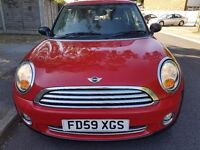 Mini Hatch One 1.4 2010 LOW MILEAGE HPI CLEAR