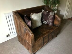Hall Monks Bench Seat Storage North Devon
