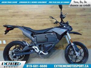 2017 Zero Motorcycles Zero X FXS ZF6.5  47,72$/SEMAINE