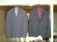 2 Ted Baker Smart Casual Jackets, Excellent condition, Hardly Worn, Both 42inch Chest.