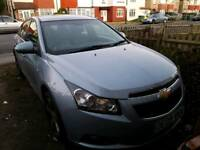Chevrolet cruze 1.8 petrol fully loaded